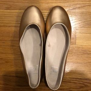 Perfect, never worn flats